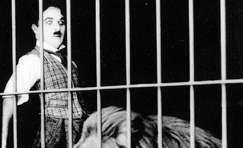 Charles Chaplin (Cirkus)