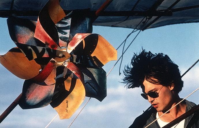 Johnny Depp  (Arizona Dream)
