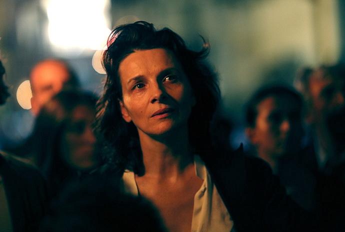 Juliette Binocheová (Čekání)