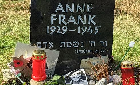 Poslední dny Anny Frankové