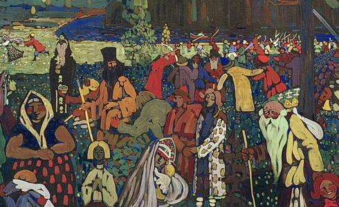 Tajnosti slavných obrazů: Vasilij Kandiskij