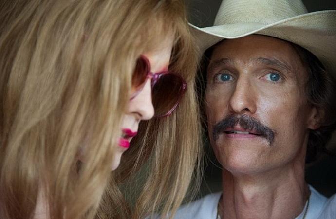 J. Leto a M. McConaughey (Klub poslední naděje)