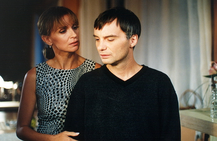 Ivana Chýlková a Ivan Trojan (Musím tě svést)