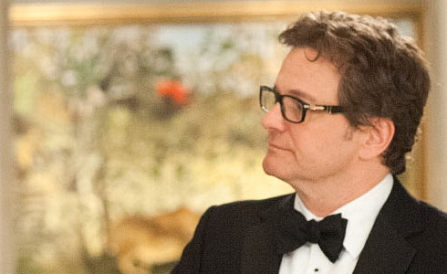 Cameron Diazová a Colin Firth (Gambit)