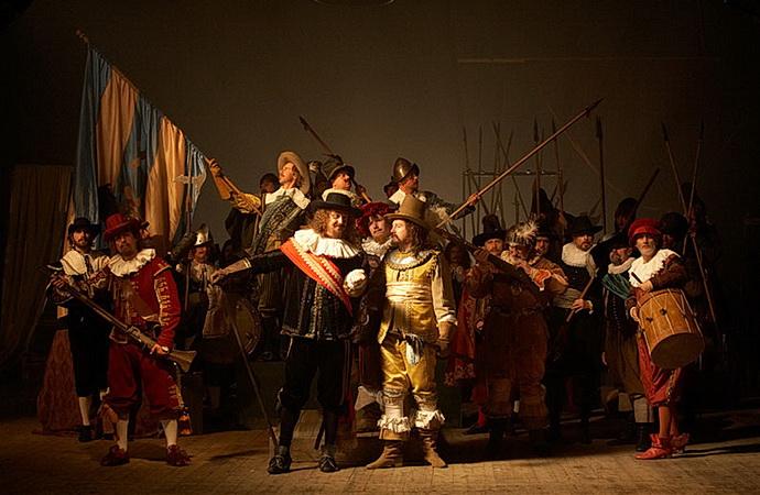 Noční hlídka (1642)