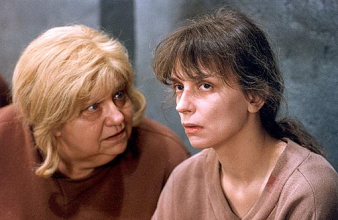 Helena Růžičková a Ivana Chýlková (Přítelkyně z domu smutku)