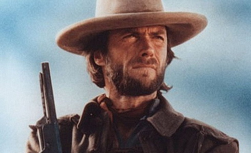 Clint Eastwood (Psanec Josey Wales)