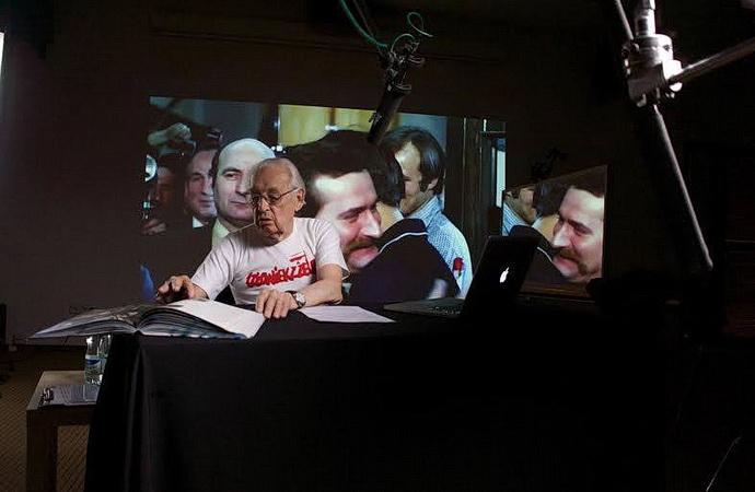 Andrzej Wajda – lekce filmu