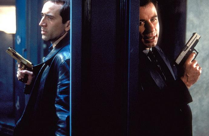 Nicolas Cage a John Travolta (Tváří v tvář)