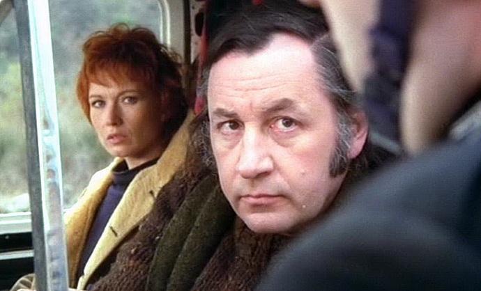 Marlene Jobertová a Philippe Noiret (Tajemství)