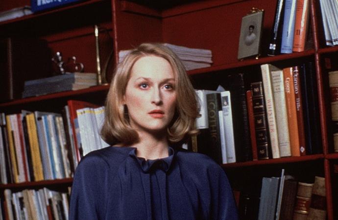 Meryl Streepová (Klid noci)