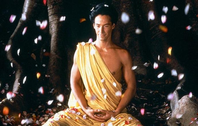 K. Reeves (Malý Buddha)