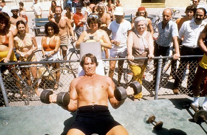 Arnold Schwarzenegger (Stroj jménem Arnold)