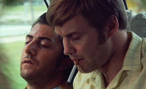 Dustin Hoffman a Jon Voight (Půlnoční kovboj)