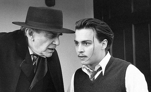 Johnny Depp (Ed Wood)