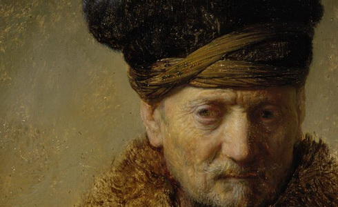 Rembrandt: Portrét člověka