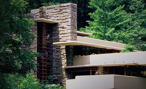 Frank Lloyd Wright: muž, který postavil Ameriku