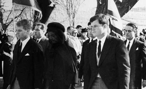 1963: Pohřeb J. F. Kennedyho