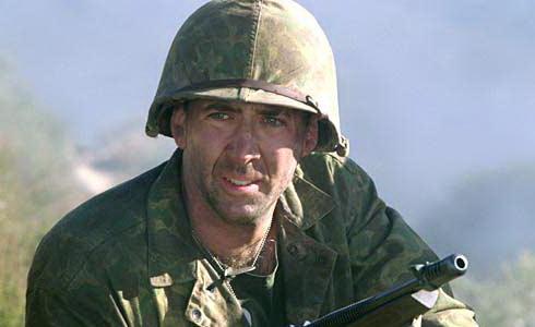 Nicolas Cage (Kód Navajo)