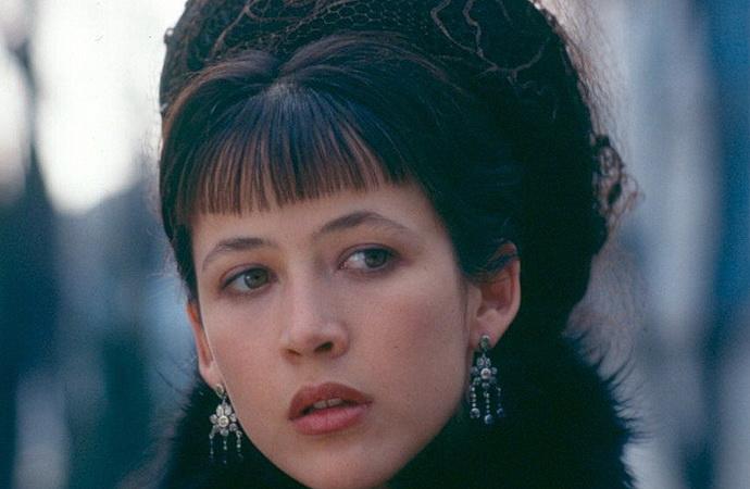 Sophie Marceauová (Anna Kareninová)