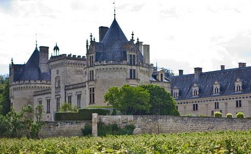 Evropské zámky a paláce (1/5) - Údolí řeky Loiry
