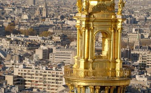 Na střechách Paříže