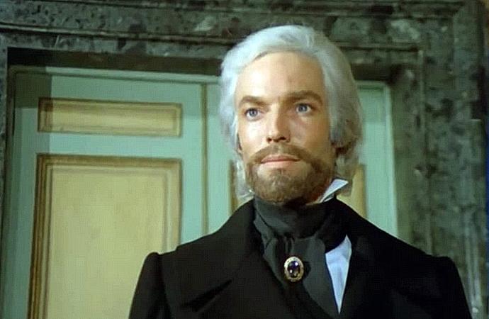 Richard Chamberlain (Hrabě Monte Christo)