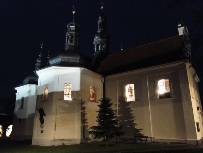 Noc kostelů 2011 - Klokoty