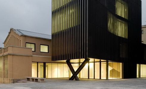 Kulturn� centrum ve Ferreries – J. C. Povill, Olga Felip