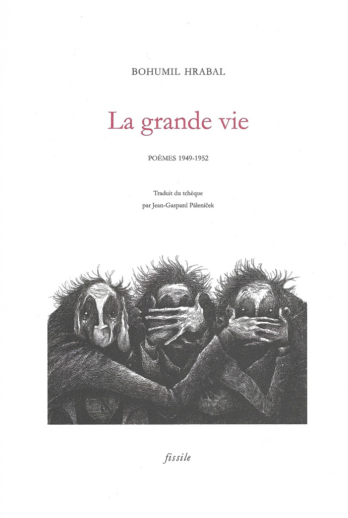 Přebal knihy La grande vie
