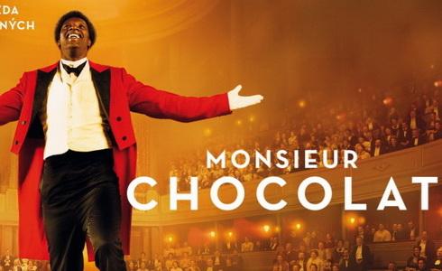 Monsieur Chocolat – poster