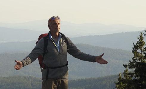 Daniel Rous (Život na Šumavě)