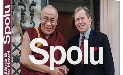 Dalajlama a Václav Havel na obálce