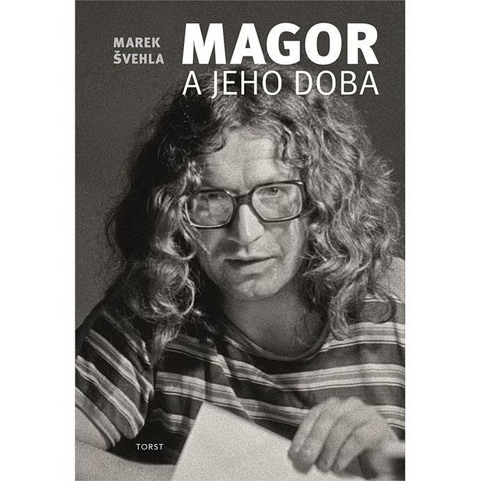Přebal knihy Magor a jeho doba