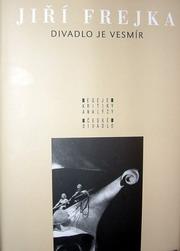 Repro obalu knihy Jiřího Frejky