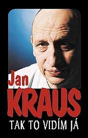 Obal knihy Jana Krause