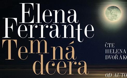Přebal CD Elena Ferrante - Temná dcera