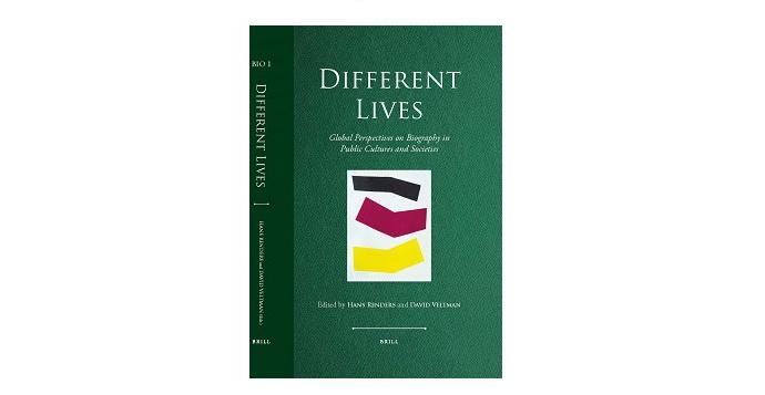 Přebal knihy Different Lives (Různé životy)