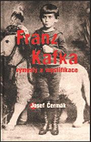 Přebal knihy Franz Kafka Výmysly a mystifikace