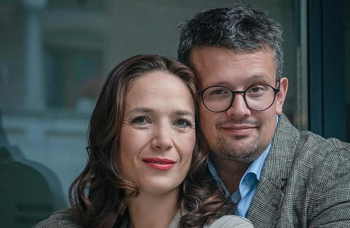 Tereza Kostková a Jakub Nvota