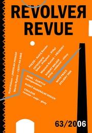 Revolver Revue č. 63/2006
