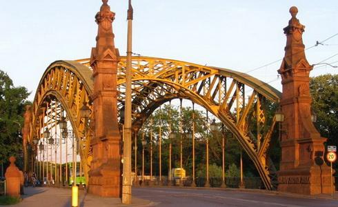 Wroclaw: Most Zwierzyniecki