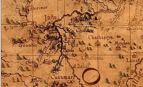 První mapa Amazonky z českých rukou - České stopy v Brazílii