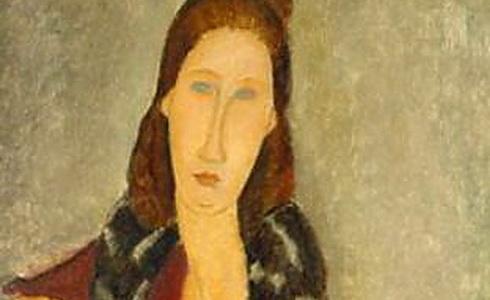 Amedeo Modigliani v Obecním domě