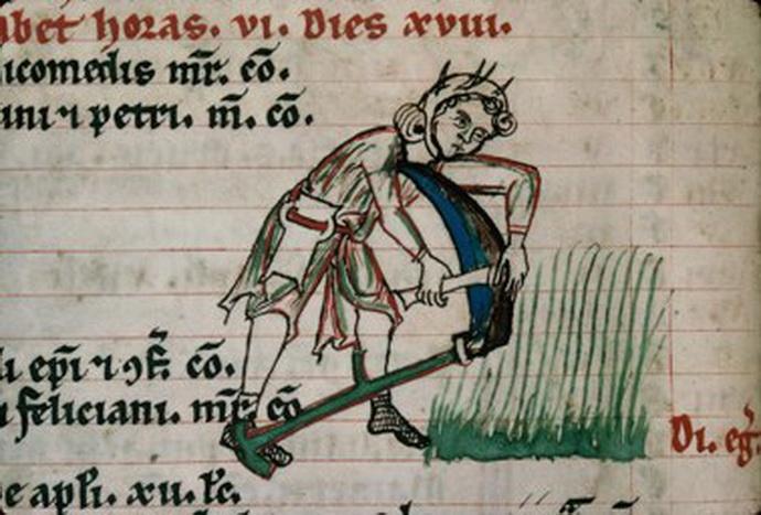 Středověká povolání - poznání života ve středověku III.