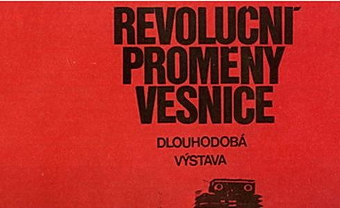 Národní muzeum připomíná ideologii výstav z dob komunismu