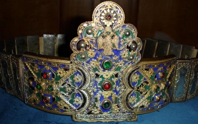 Bulharský lidový šperk
