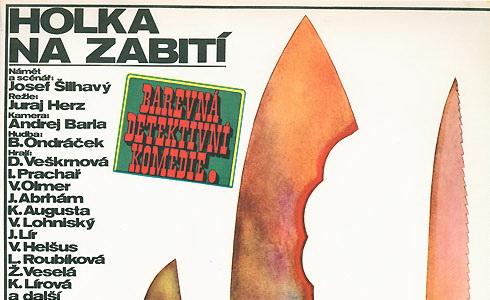 Plakát Holka na zabití