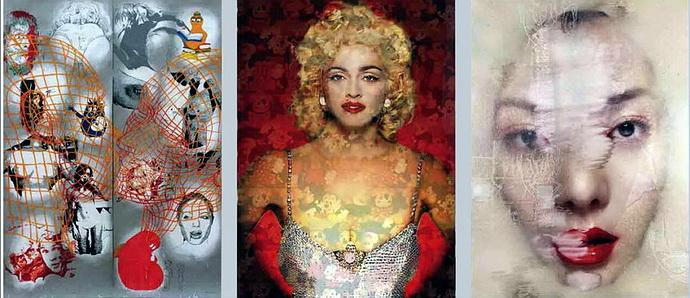 Tváře - Čtyři umělci, čtyři národnosti, čtvero tváří