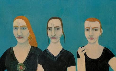 Hana Puchová, Tři sestry, 2009